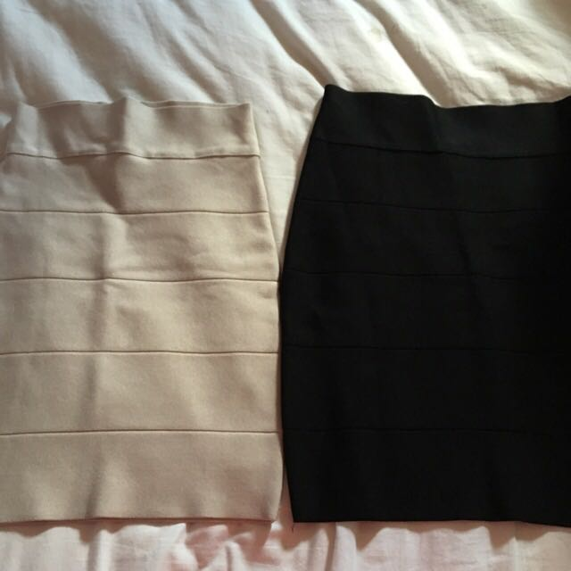Bebe Skirts