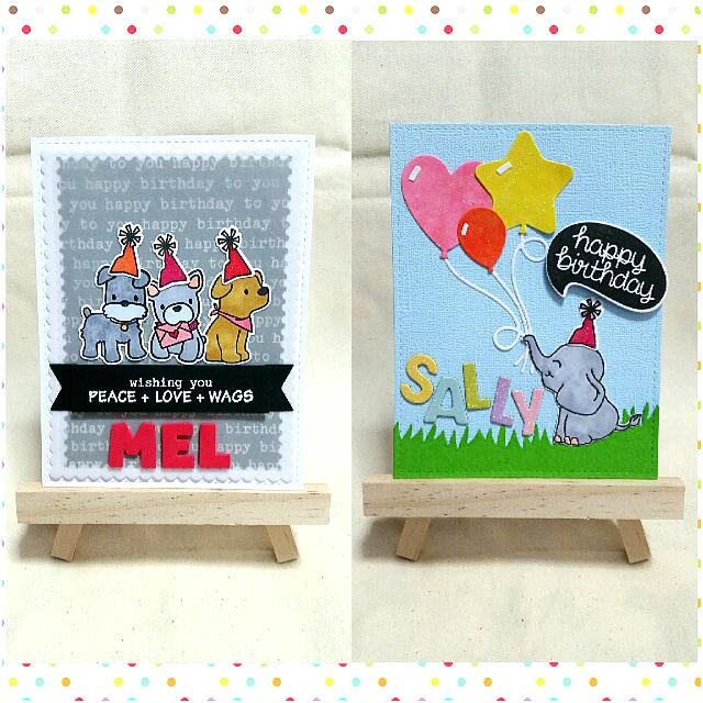 Customized Handmade Birthday Card Design Craft On Carousell