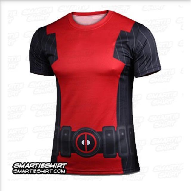 Deadpool Supershirt