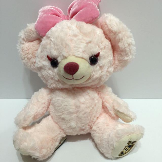 現貨 大學熊Unibearsity復刻版貝莉玩偶