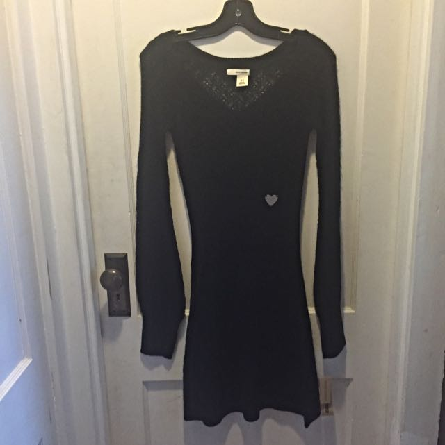 DKNY JEANS Sweater dress