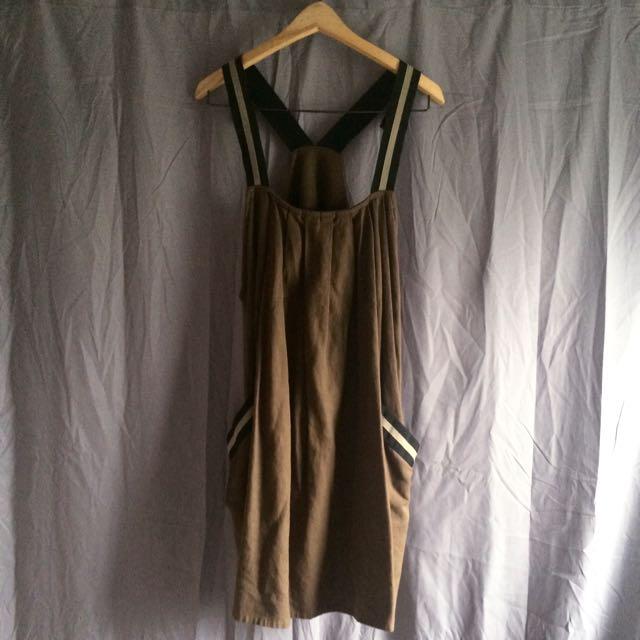 Dress ~ Made in Japan ~ Cotton X Linen