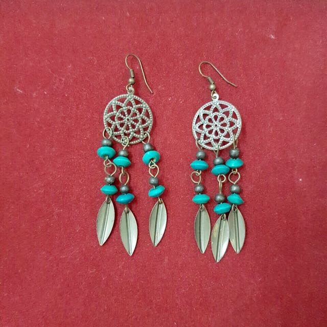 Ethnic Earring No.1