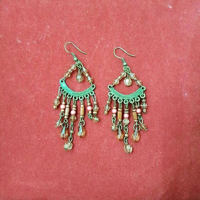 Ethnic Earring No.3