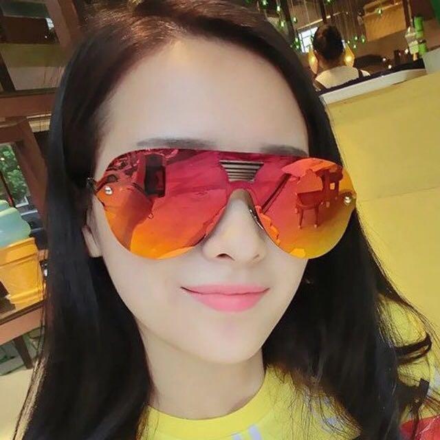 Fashion Sunglasses (Red)