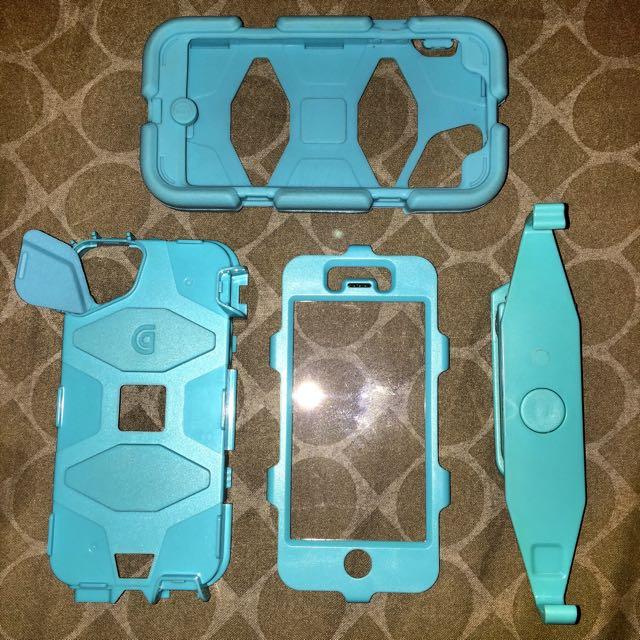 Griffin Survivor iPhone 5 Case