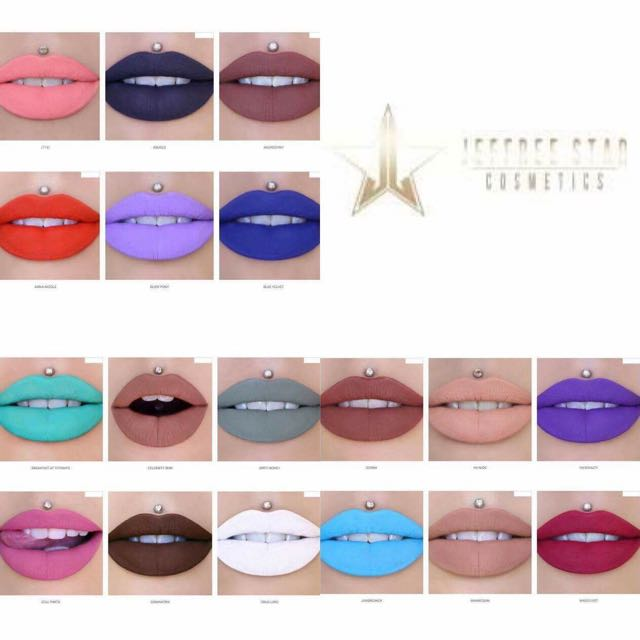 JEFREE STAR LIPPIES US AUTHENTIC