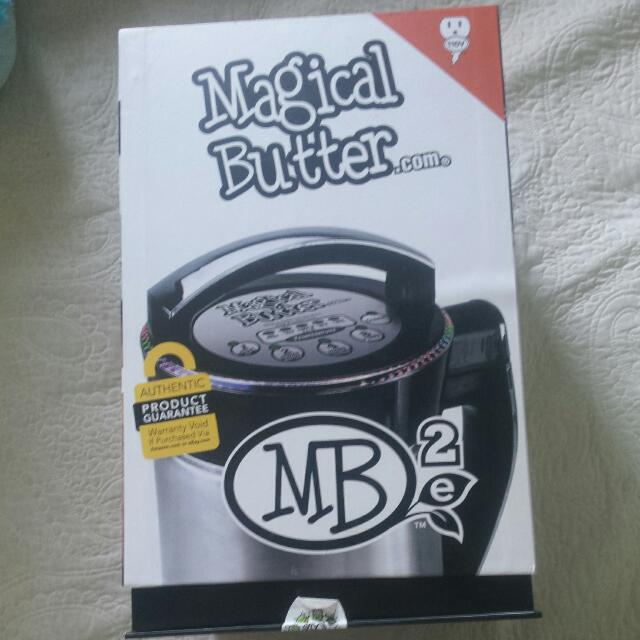 Magic Butter Machine (Google it)