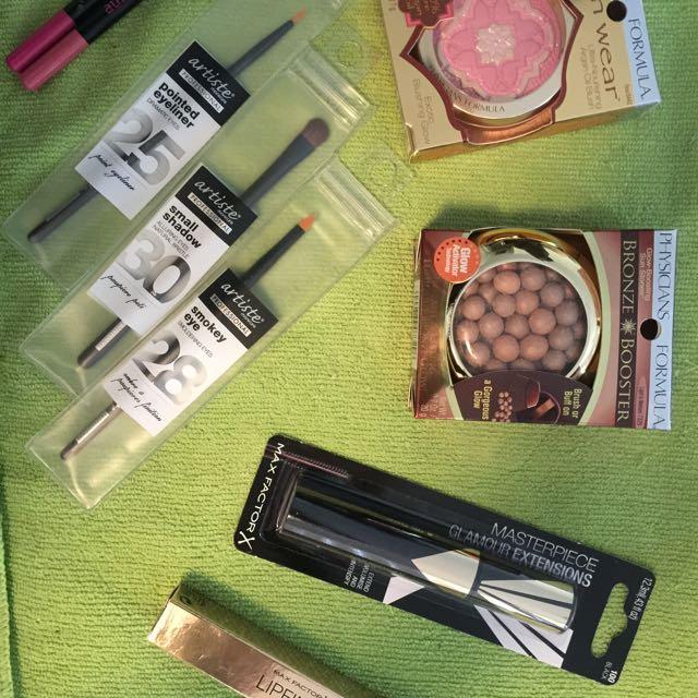 Makeup Pack