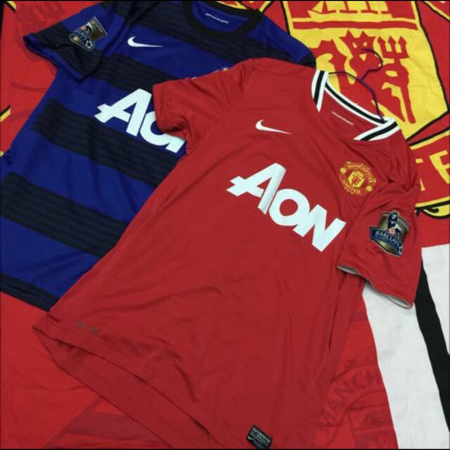 Manchester United Jersey Limited Edition 25a773e0b