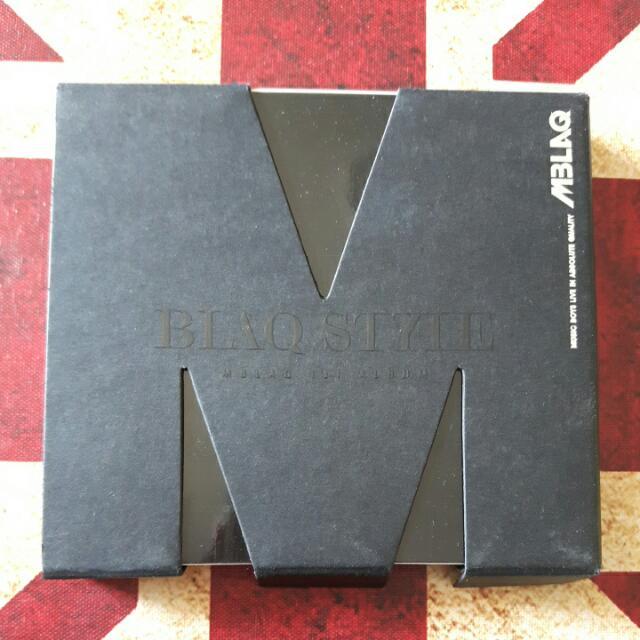 MBLAQ 1st Album Blaq Style