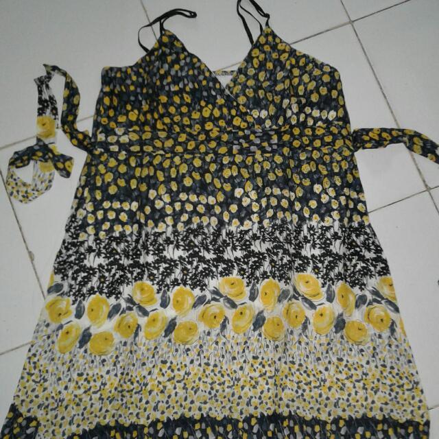 mini dress 🌸🌻🌼🌹