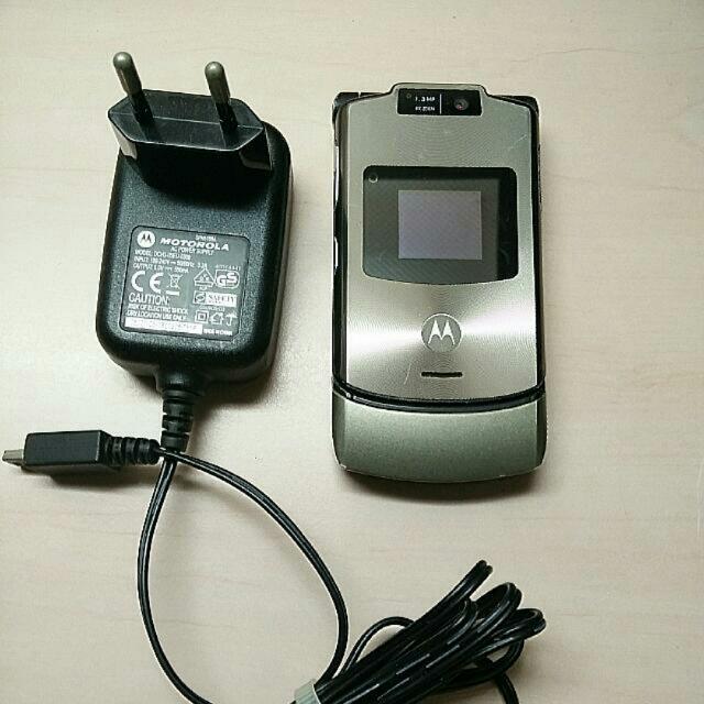 Motorola Moto Razr V3 xx