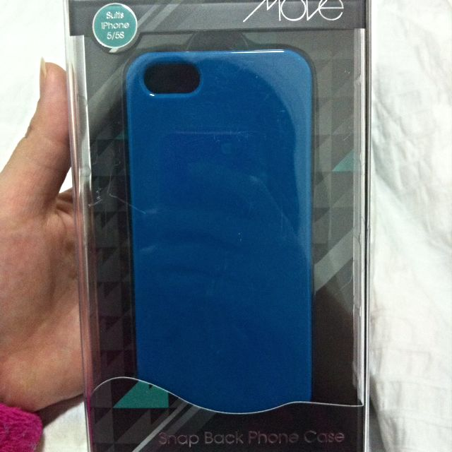 Move Ip5/5s Snap Back Case