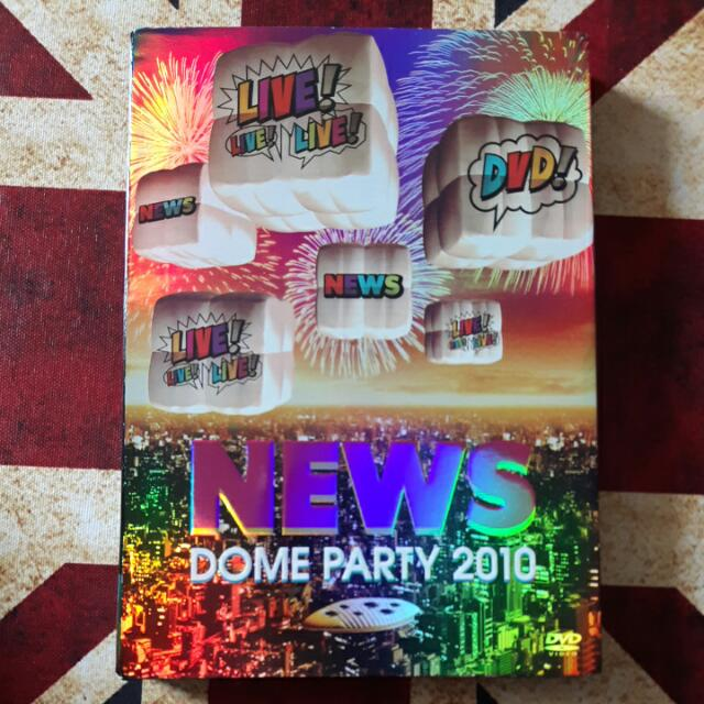 NEWS Dome Party 2010
