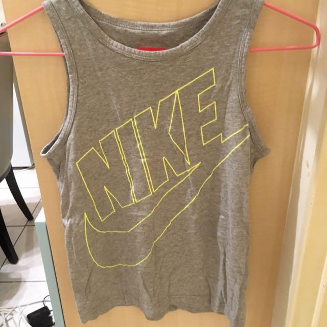 Nike 正版 背心