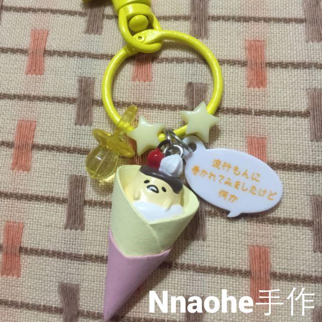 Nnaohe手作-蛋黃哥