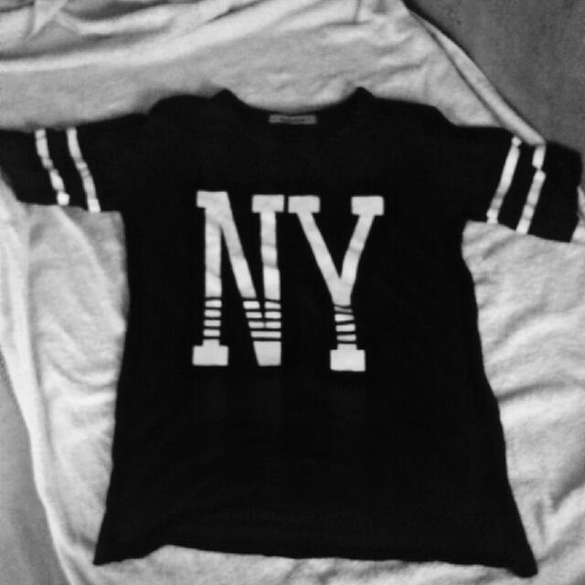 NY Black Unisex Shirt
