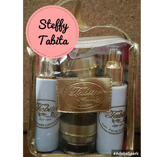 Paket Trial Tabita Skin Care