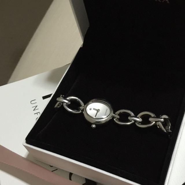 Pandora Steel Watch Swiss Made