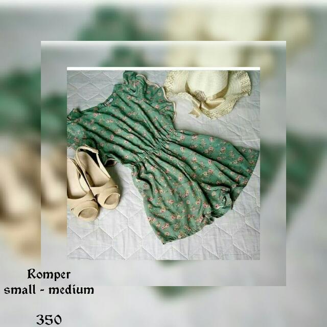 Sale Romper Jollibee