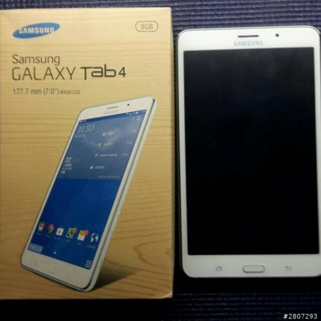 Samsung Tab 4 Lte 7 Inch LCD