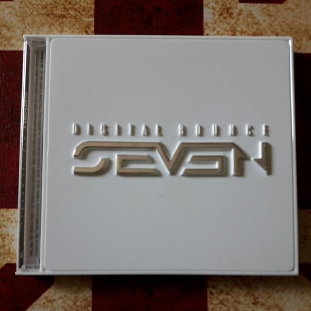 Seven Digital Bounce Mini Album