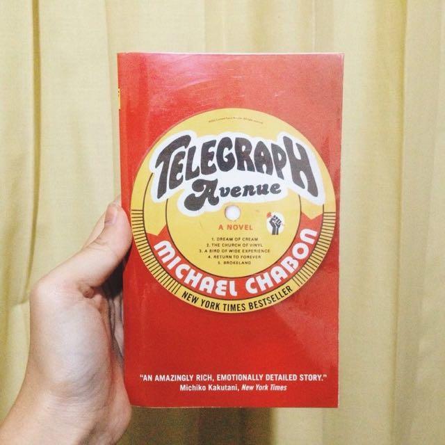 Telegraph Avenue - Michael Chabon