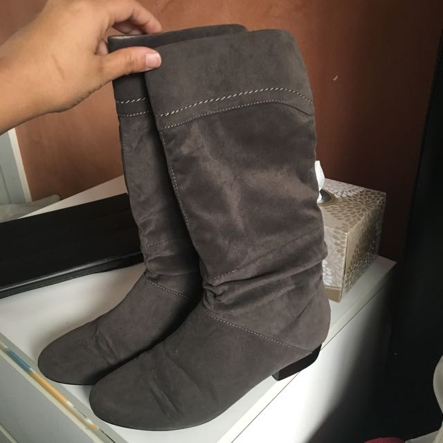 Very Cheap Boots Only Worn Once