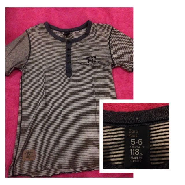 Zara Boys Shirt