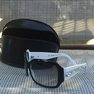 Authentic Salvatore Ferragamo Sunglasses I Bought Them For $600