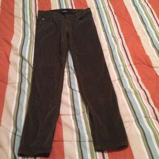 Womens Size 6 (28) Spandex Cords