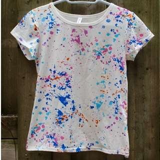 Paint Splash T-Shirt