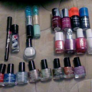 Nail Polish (Reduced)