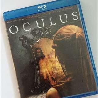 Blue Ray DVD (Oculus)