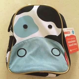 BN Skip Hop Zoo Lunchie Insulated Lunch Bag