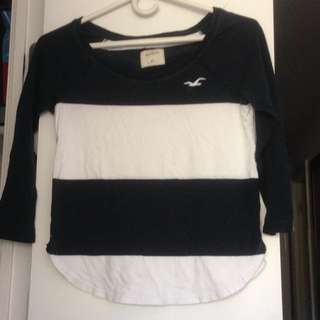 Hollister Striped Shirt