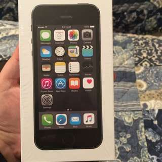 iPhone 5s Factory Unlocked New With Box