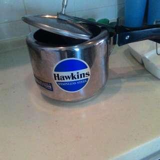 hawkins induction pressure cooker 3L