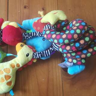 Pending Baby Hanging Toys For Cot