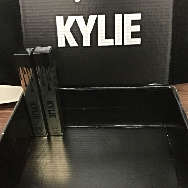 "100% AUTHENTIC KYLIE COSMETICS BY KYLIE JENNER ""POPPIN'"" GLOSS"