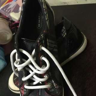Coach Shoes (8 1/2)
