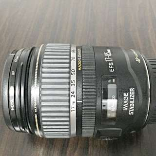 Canon EF-S 17-85mm 1:4.0-5.6 IS USM