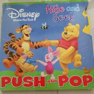Winnie  The Pooh Hide And Seek