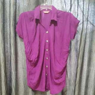 Purple Ruffle