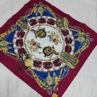 主婦二手日貨 方巾 領巾 手帕巾 日製