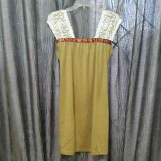 Dress Combi Lace