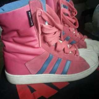 Addidas High Cut Boots