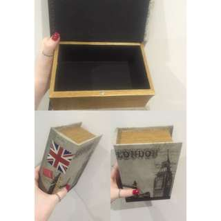 London Storage Book