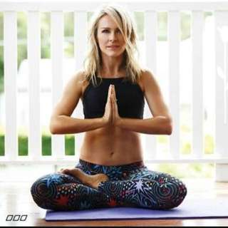 Full Length Lorna Jane Yoga Tights Small